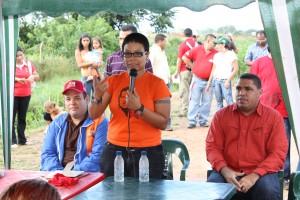 Candidatos hicieron recorridos en compañia del alcalde