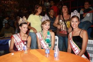 Reina de las Ferias Reina del Coleo y Reina del Turismo