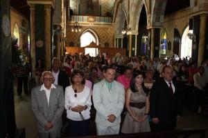 Misa en honor a los 250 años de tinaquillo