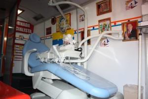 Silla Odontologica Donada por empresas edil