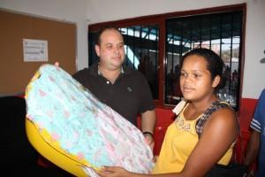 Ayudas Sociales entregadas en el CAS